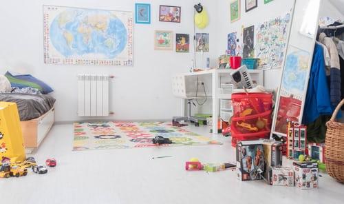 De bedste designs af børneværelser